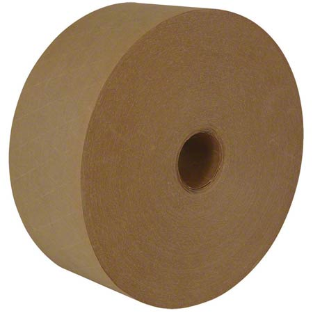Intertape® 265 Natural Reinforced Water-Activated Tape