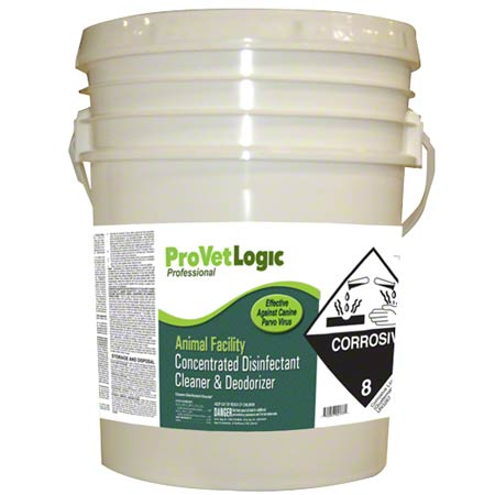 ProVetLogic Animal Facility Disinfectant Cleaner - 5 Gal.