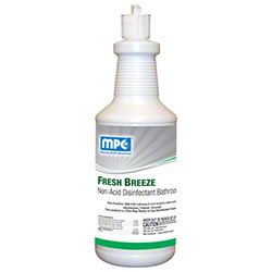 MPC™ Fresh Breeze Non-Acid Bathroom Cleaner - Qt.