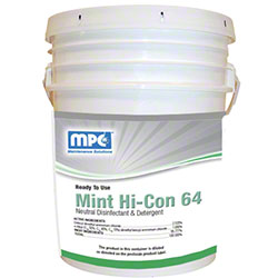 MPC™ Hi-Con 64 Neutral Disinfectant & Detergent - 5 Gal.