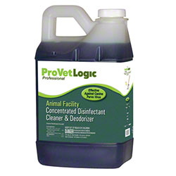 ProVetLogic Animal Facility Disinfectant Cleaner - 1/2 Gal.