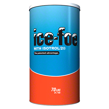 Ossian Ice-Foe® - 70 lb. Drum