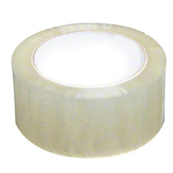 "1.88"" x 109.3 Yd. Clear Carton Sealing Tape"