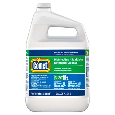Comet® Disinfecting Sanitizing Bathroom Cleaner RTU 3-20 - Gal.