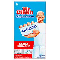 P&G Mr. Clean® Magic Eraser Extra Durable - 4 ct.
