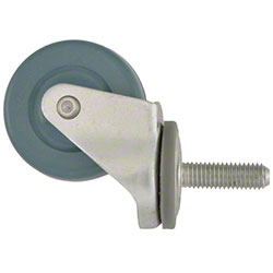 Tennant Solid TPR Swivel Caster