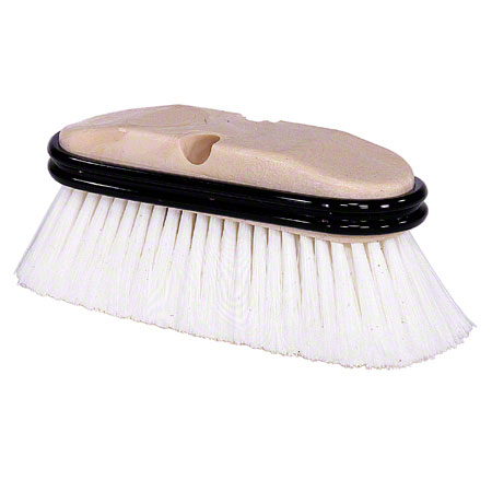 Weiler® Truck Wash Brush - White Polystyrene