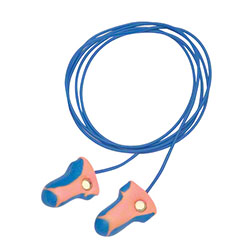 Howard Leight Detectable Laser Trak® Corded Earplug