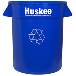 Continental Huskee™ Recycle Round Earthtone™ - 20 Gal.
