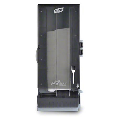 Dixie® SmartStock® Classic Medium Wt. Fork Dispenser