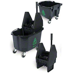 delamo® 35 Qt. Heavy Duty Down Press Wringer Bucket Combo