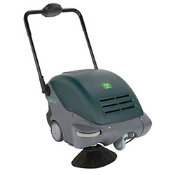 "Nobles® Scout 24™ Vacuum/Sweeper - 24"", 42AH"