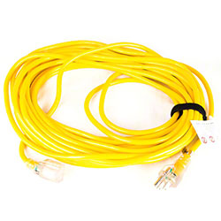 ProTeam® 50' 16-Gauge Yellow Extension Cord