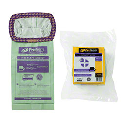 ProTeam® Intercept Micro Filter Bag For Super HalfVac Pro