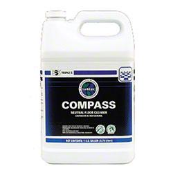 SSS® Compass Neutral Floor Cleaner - Gal.