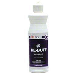 SSS® Re-Buff Hi-Speed Buffing Crème - Pint