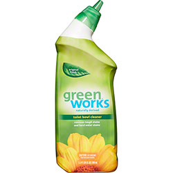 Clorox® Green Works® Toilet Bowl Cleaner Gel - 24 oz.