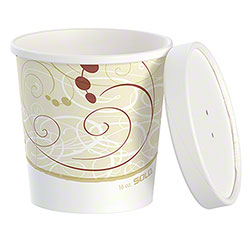 Solo® Flexstyle® Symphony® Food Container/Lid Combo - 16 oz.