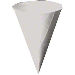 Konie Rolled Rim Paper Cup - 4.0 oz.