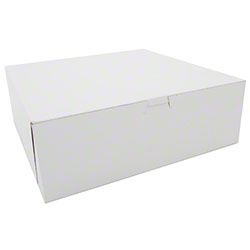 Southern Champion Lock Corner Bakery Box - 12 x 12 x 4