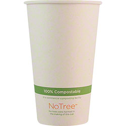 World Centric NoTree™ Paper Hot Cup - 16 oz.