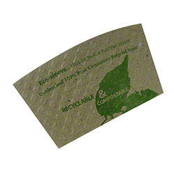 World Centric Paper Cup Sleeve For 10/20 oz.
