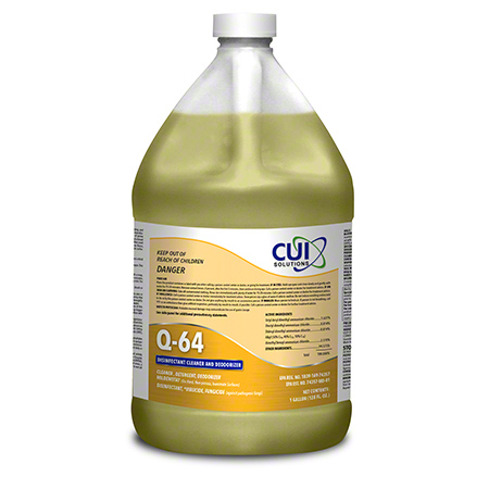 Chemical Universe Q-64 Disinfectant Cleaner & Deodorizer-Gal
