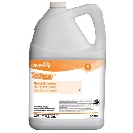 Diversey Stride® Citrus Neutral Cleaner - Gal.