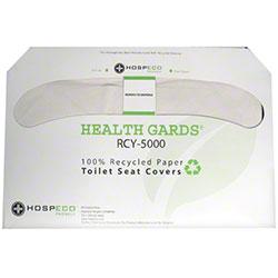 HOSPECO® Health Gards® Half-fold Toilet Seat Cover