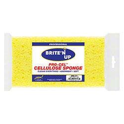 SM Arnold® Brite'N Up™ Pro Cel™ Cellulose Sponge - Yellow