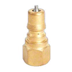 "Westpak USA Quick Disconnect Brass 1/8"" Male"