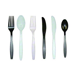 Berkley Square Heavy Weight Polypropylene Cutlery