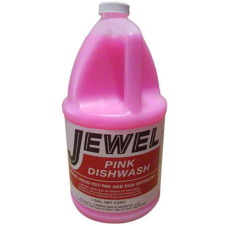 Jewel Pink Dish Soap - Gal.