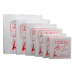 WestRock Claycoat Pizza Boxes