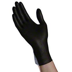 Ambitex® Black Nitrile N200BLK Exam Powder-Free Gloves