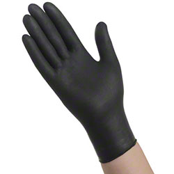 Ambitex® Black Nitrile PF Exam Glove