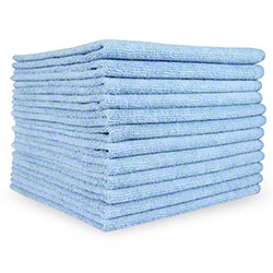 Monarch SmartChoice™ Microfiber Cloth - Blue, 49 gram