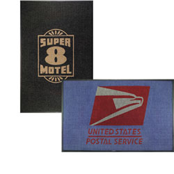 M + A Matting Waterhog™ Premium Custom Logo Entrance Mats
