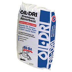 Oil-Dri® Premium Absorbent - 32 Qt. Poly Bag