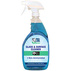 PRO-LINK® Glass & Surface Cleaner - Qt.
