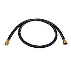 PRO-LINK® ChemiCenter ll™ 6' Black Water Supply Hose