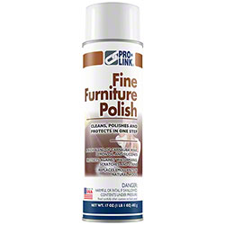 PRO-LINK® Fine Furniture Polish - 17 oz. Net Wt.