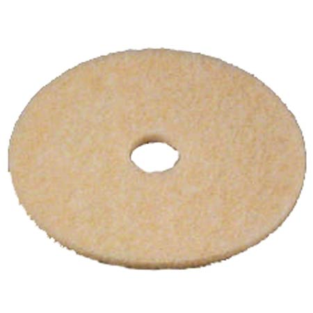 "3200/18066 20"" TOPLINE SPEED BURNISH PAD PEACH 61500112331"