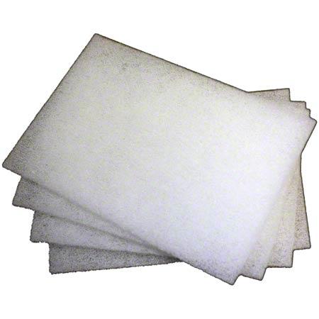 99/98-604 WHITE HAND PAD 6x9 6/10'S