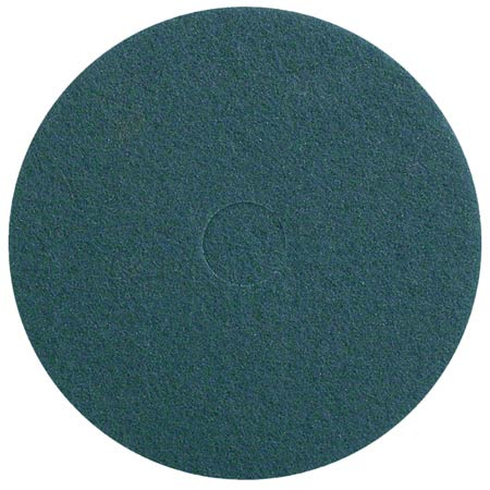 "14"" BLUE THICK FLOOR PAD 5PK #60140"