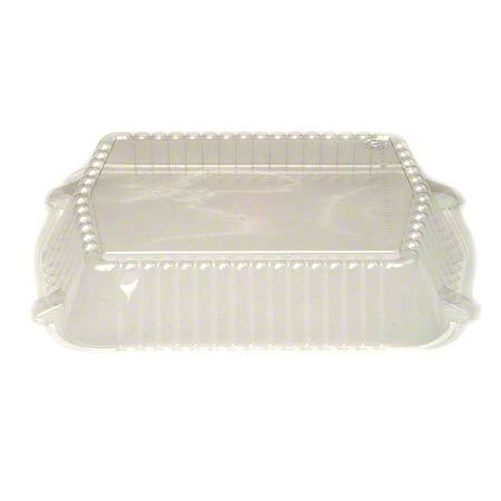 94500 CLEAR PLASTIC LID 250/CS FOR 50010 & 50310