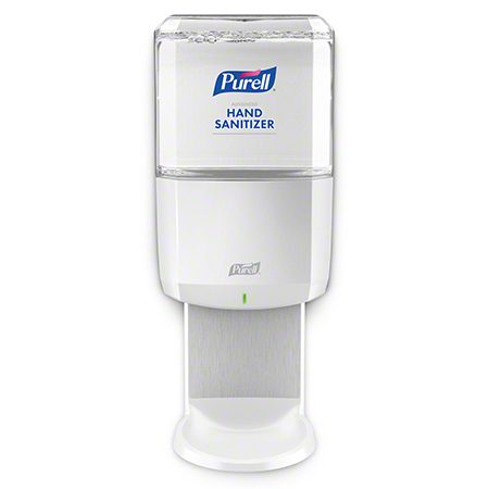 6420-01 PURELL ES6 SANITIZER DISPENSER, WHITE TOUCH-FREE