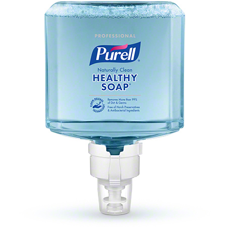 7771-02 ES8 HEALTHY SOAP FOAM CRT, FRUIT SCENT 2/1200mL PURELL PROFESSIONAL ENERGY-ON-REFILL