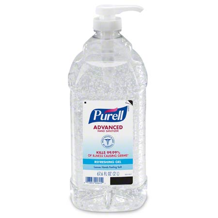 9625-04 PURELL ADVANCED HAND
