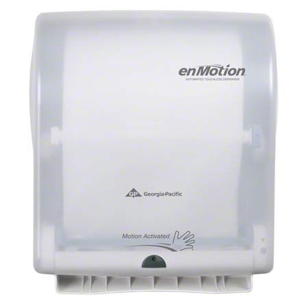 59407 ENMOTION® AUTOMATED TOUCHLESS ROLL TOWEL